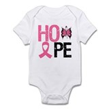 Breast Cancer Hope Onesie