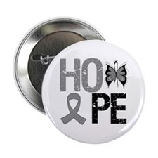 "Brain Cancer Hope 2.25"" Button (100 pack)"