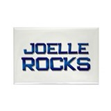joelle rocks Rectangle Magnet (10 pack)