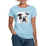 English Bulldog Women's Light T-Shirt