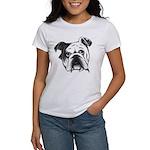 English Bulldog Women's T-Shirt