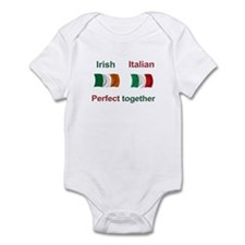 Irish Italian Together Infant Bodysuit