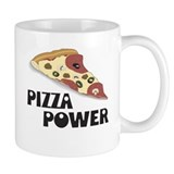 Pizza Power Small Mug