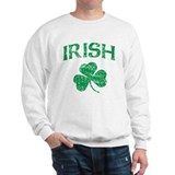 Irish Shamrock Sweatshirt