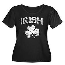 Irish Shamrock T