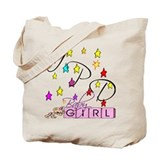 Cute 2009 birth Tote Bag