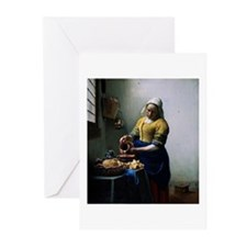 Vermeer Greeting Cards (Pk of 10)