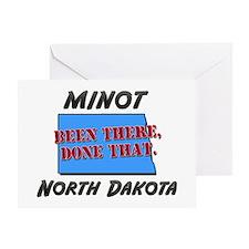 minot north dakota - been there, done that Greetin