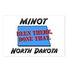 minot north dakota - been there, done that Postcar