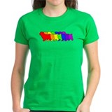 Rainbow Norfolk Tee