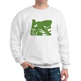 Green Oregon Sweatshirt