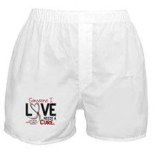 Needs A Cure 2 JUVENILE DIABETES Boxer Shorts