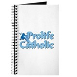 Prolife Catholic Cross Journal