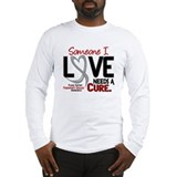 Needs A Cure 2 PARKINSONS Long Sleeve T-Shirt