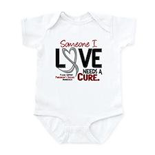Needs A Cure 2 PARKINSONS Infant Bodysuit