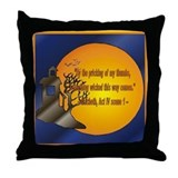Macbeth2 Throw Pillow