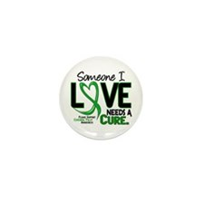 Needs A Cure 2 CEREBRAL PALSY Mini Button (10 pack