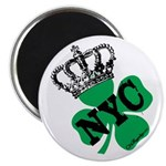 NYC Pubcrawl St. Patricks Day Magnet