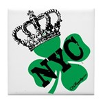 NYC Pubcrawl St. Patricks Day Tile Coaster