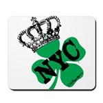 NYC Pubcrawl St. Patricks Day Mousepad