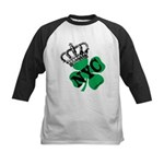 NYC Pubcrawl St. Patricks Day Kids Baseball Jersey