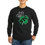 NYC Pubcrawl St. Patricks Day Long Sleeve Dark T-S