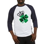 NYC Pubcrawl St. Patricks Day Baseball Jersey