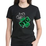 NYC Pubcrawl St. Patricks Day Women's Dark T-Shirt