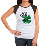 NYC Pubcrawl St. Patricks Day Women's Cap Sleeve T