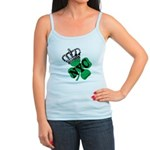 NYC Pubcrawl St. Patricks Day Jr. Spaghetti Tank
