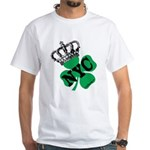 NYC Pubcrawl St. Patricks Day White T-Shirt