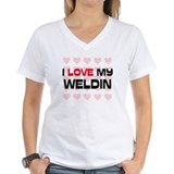 I Love My Weldin Shirt