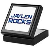 jaylen rocks Keepsake Box