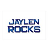 jaylen rocks Postcards (Package of 8)