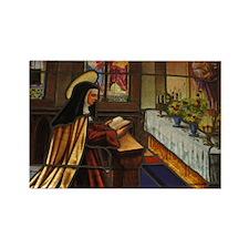 St. Teresa of Avila Rectangle Magnet (10 pack)
