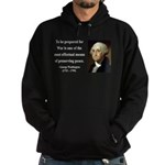 George Washington 15 Hoodie (dark)