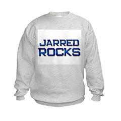 jarred rocks Kids Sweatshirt