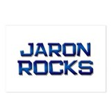 jaron rocks Postcards (Package of 8)