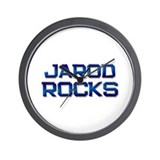 jarod rocks Wall Clock
