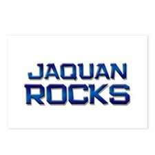 jaquan rocks Postcards (Package of 8)