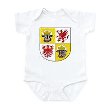 Mecklenburg-Vorpommern Infant Bodysuit