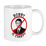 Bobby is Creepy Small Mugs