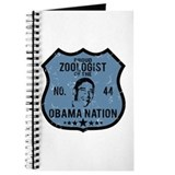 Zoologist Obama Nation Journal