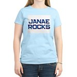 janae rocks Women's Light T-Shirt