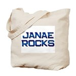 janae rocks Tote Bag