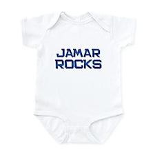 jamar rocks Infant Bodysuit
