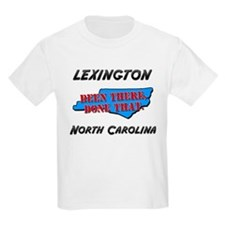 lexington north carolina - been there, done that K