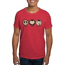 Peace Love Tesla T-Shirt