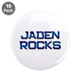 "jaden rocks 3.5"" Button (10 pack)"
