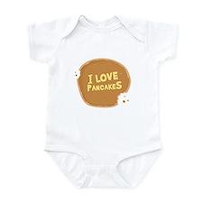I Love Pancakes - Infant Bodysuit